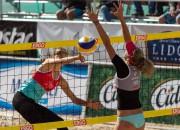 Latvijas U-18 pludmales volejbolisti dominē EEVZA posmā