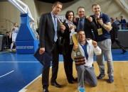 Vētram pirmās spēles Rīgā pēc trīs gadu pārtraukuma