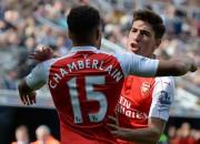 """""""Arsenal"""" vairākumā ar 1:0 pieveic """"Newcastle"""""""