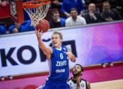 "Timmam 14 punkti pret CSKA, ""Zenit"" pēriens pret CSKA"