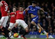 Košta dramatiskā galotnē izrauj ''Chelsea'' neizšķirtu pret MU