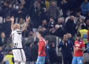 Dzadza nodrošina ''Juventus'' minimālu uzvaru pār ''Napoli''