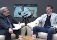 """Toms Hartmanis par """"Kurbadu"""" un Pikānu, pusprofesionāļiem un dzīvi ar hokeju"""