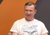 Andris Džeriņš par Hārtliju un Herningu, centra uzbrucējiem un līdakām Ālandu salās
