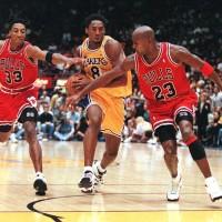 Kobe Bryant aka Melnā Mamba