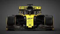 """""""Renault"""" prezentē jauno F1 modeli"""