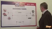 Mēri prognozē Aldaris LBL play-off iznākumu: Inesis Boķis
