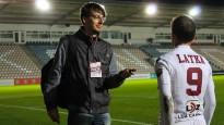 "Intervija: ""Jelgavas"" polis Latka sajūsmā par Latviju"