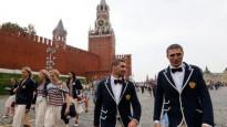 Krievijas Rio medaļnieki no Putina saņem jaunus BMW