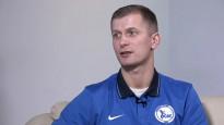 """Ogres treneris Molotanovs: """"Jūrmala ir principiāls pretinieks, nebūs viegli"""""""