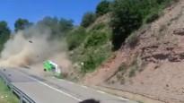 Šaušalīga avārija rallija sacensībās Spānijā