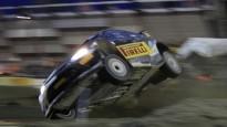 Petera Solberga dēls kūleņo WRC debijā