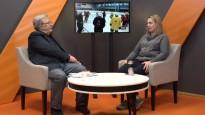 Laila Dekmeijere par hokeju, sieviešu draudzību un Znaroka vairākumu