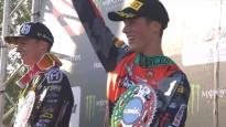 Pasaules motokrosa čempionāts noslēdzas ar Prado un Herlingsa uzvarām
