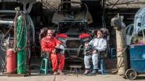 Smaga slimība neattur no piedalīšanās Dakaras rallijā