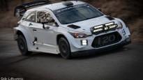 Lēbs aizvada pirmos testus ar ''Hyundai i20 Coupe WRC''