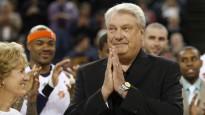 """Biedriņa NBA treneris par nodarbēm pensijā: """"Pīpēju zālīti"""""""