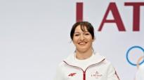 """Grigorjeva: """"Vēlos olimpisko medaļu. Ja tas prasīs vēl četrus gadus, būšu gatava"""""""