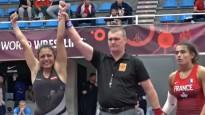 Cīkstone Mamedova nokļūst līdz EČ bronzas finālam un pārsteidzoši uzvar