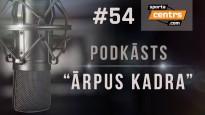 """#54 <i>Ārpus Kadra:</i> Pļaviņš / Točs bruģē olimpisko ceļu; ko """"Dinamo"""" rādīs Liepājā?"""