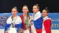 Jolanta Tarvida izcīna U21 EČ zeltu