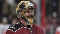 Rīdzinieks Salāks uzvar KHL nedēļas atvairījumu topā