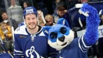 Indrašim 1+2 un uzvara, atzīmējot savu 400. spēli KHL