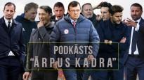 #71 <i>Ārpus Kadra:</i> Kazakevičs, Pertija vai Stojanovičs? Kurš būs futbola izlases treneris?