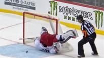 Merzļikina akrobātika - NHL jocīgākajos momentos, figurē arī Bļugers