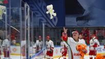 Lukašenko skaidro skatītāju pieplūdumu viņa finālmačā