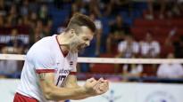 """Latvijas volejbolam desmitā vieta EČ kvalifikācijas """"Top 10"""" momentos D grupā"""
