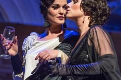 """Foto: Vecgada koncerts """"Mana sirds uz trotuāra"""" Dailes teātrī"""