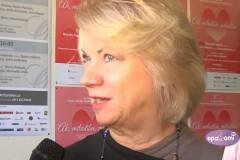 Video: Ilze Jurkāne kļūst par Latvijas Operetes fonda patronesi