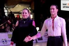 Video: Aļona Ostapenko demonstrē graciozu sniegumu uz deju grīdas