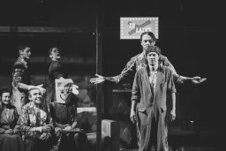 """Liepājas teātris Rīgā rādīs """"Spēlmaņu nakts"""" balvai nominētās izrādes – """"1984"""" un """"Indulis un Ārija"""""""
