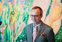 Mākslas akadēmijas rektora amatā ievēl Kristapu Zariņu