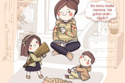 """Izdevniecība <i>Avots</i> piedāvā: Anna Bikova, <i>Patstāvīgs bērns vai kā kļūt par """"ideālu mammu""""</i>"""
