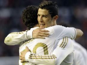 """""""Real"""" 100.vārti Spānijas čempionātā, Ronaldu un Benzemā atzīmējas ar šedevriem"""