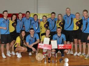 Latvijas frisbija čempionātā telpās uzvaras Salaspils un Ogres komandām