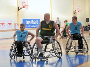 Ratiņbasketbolisti piedalīsies turnīrā Sanktpēterburgā
