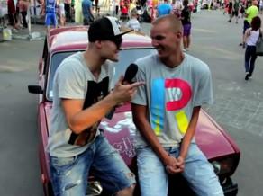 """Video: """"Ghetto Games"""" 2012. gada vasaras 13. raidījums"""