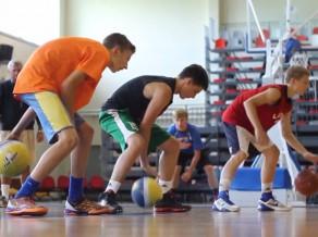 """Noslēgusies """"The Way Sports Missions"""" nometne Valmierā"""