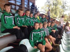 Valmieras jaunie futbolisti ieņem 4. vietu Latvijas čempionātā