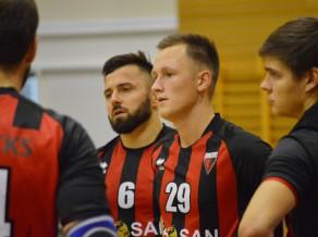 """""""Celtnieks"""" un """"Tenax"""" piedzīvo sakāves savos pirmajos Baltijas līgas mačos"""