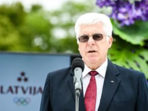 Cēsīs svinīgi atklāta Latvijas Jaunatnes olimpiāde