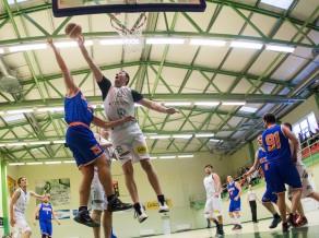 Aizvadīta pirmā kārta Valmieras pilsētas čempionātā basketbolā
