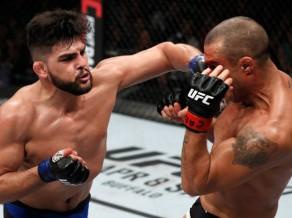 Gastelums nokautē bijušo UFC čempionu Belfortu