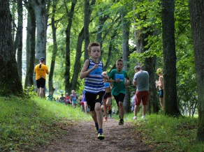 Skolu jaunieši meža takās cīnīsies par Latvijas čempiona titulu