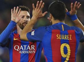 """""""Barcelona"""" vairāk nekā pusspēli vairākumā, četri gūti vārti dod uzvaru"""