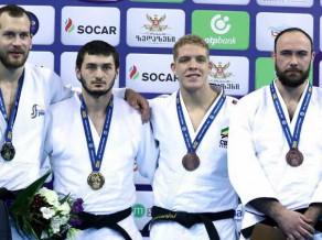 Džudists Borodavko iegūst Tbilisi bronzu